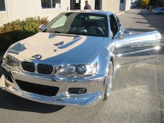 BMW cromado