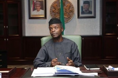 How corruption is perpetuated in Judiciary —- Osinbajo