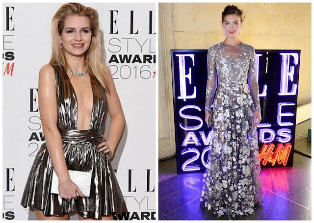 Elle Style Awards 2016 Lottie Moss