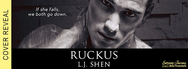 Cover Reveal: Rukus by L.J. Shen