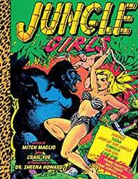 Jungle Girls Comic
