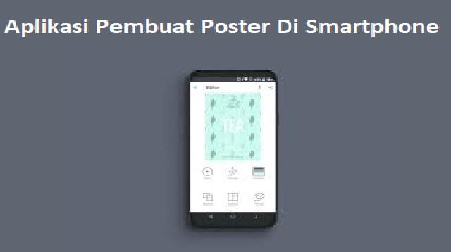 Aplikasi Pembuat Poster di Smartphone