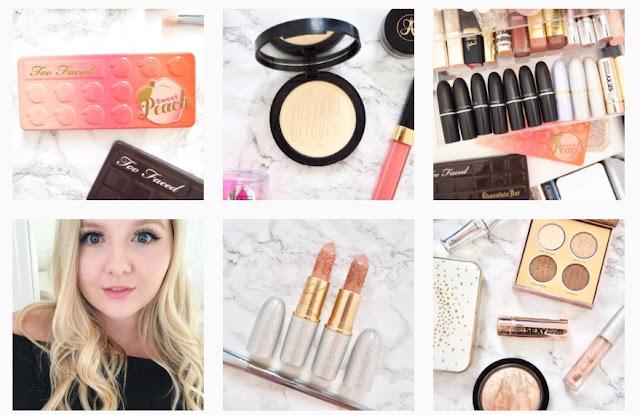beauty instagram account Chloewrighttt