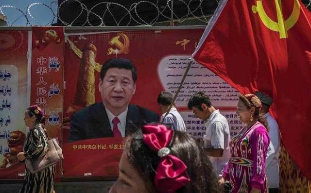 Anh đòi làm rõ sự thật ở Tân Cương, Trung Quốc bác bỏ cáo buộc