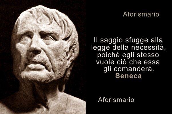 Aforismario Frasi Di Lucio Anneo Seneca Dalle Lettere A Lucilio