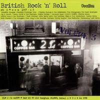 British Rock 'n' Roll at Decca 1957-1961