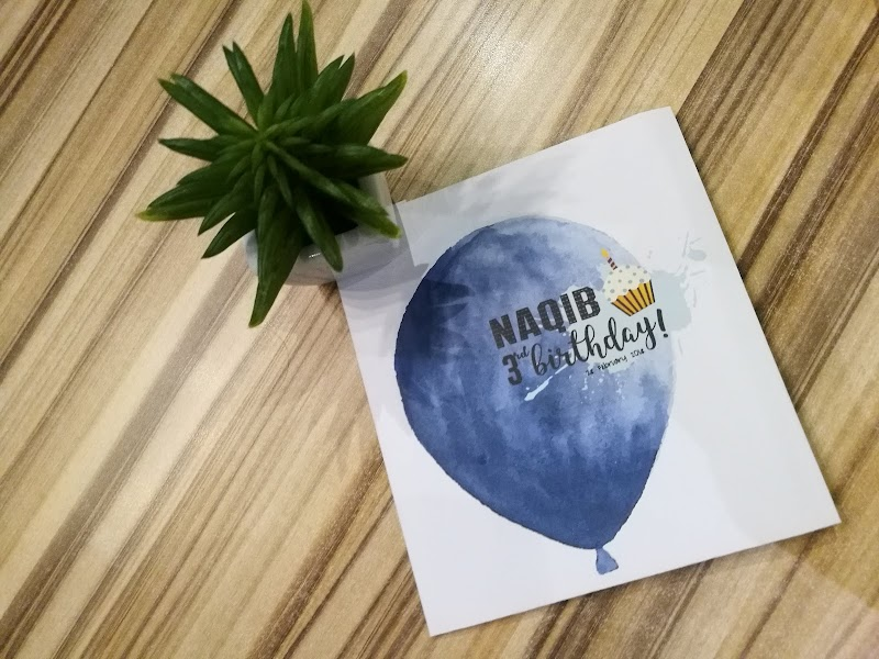 Ulang Tahun Naqib Ke-3 di Twenty12.co, Shah Alam