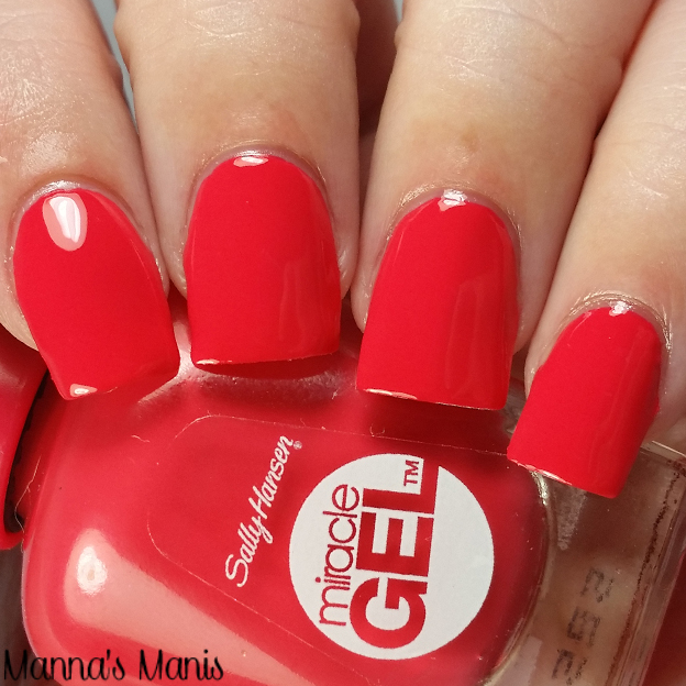 sally hansen, nail polish, sally hansen red-gy