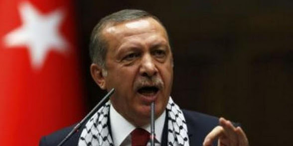 """Erdogan : """"Israel Segera Menuju Isolasi"""""""