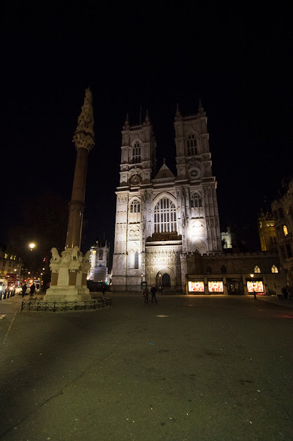 Westminster Abbey-Londra