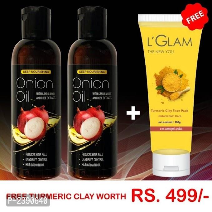 NYC Hair Growth Onion Oil