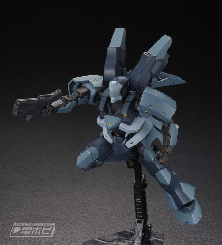 HG 1/144 STH-05R ROUEI Sample Images by Dengeki Hobby