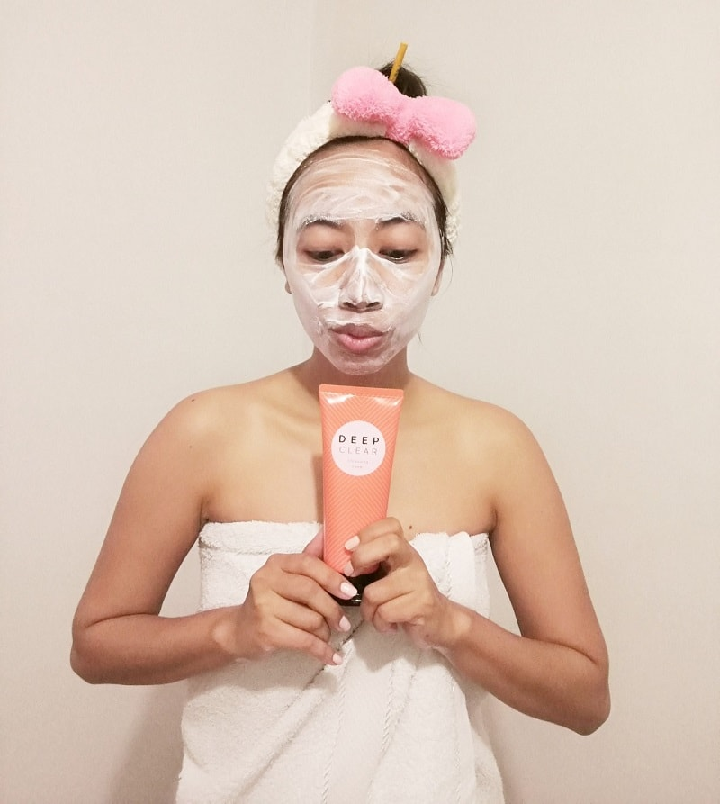 Deep Clear Cleansing Foam from Missha review