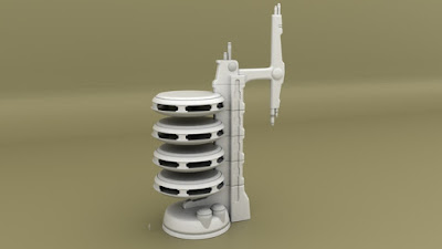 Stackable Tower (Tall)