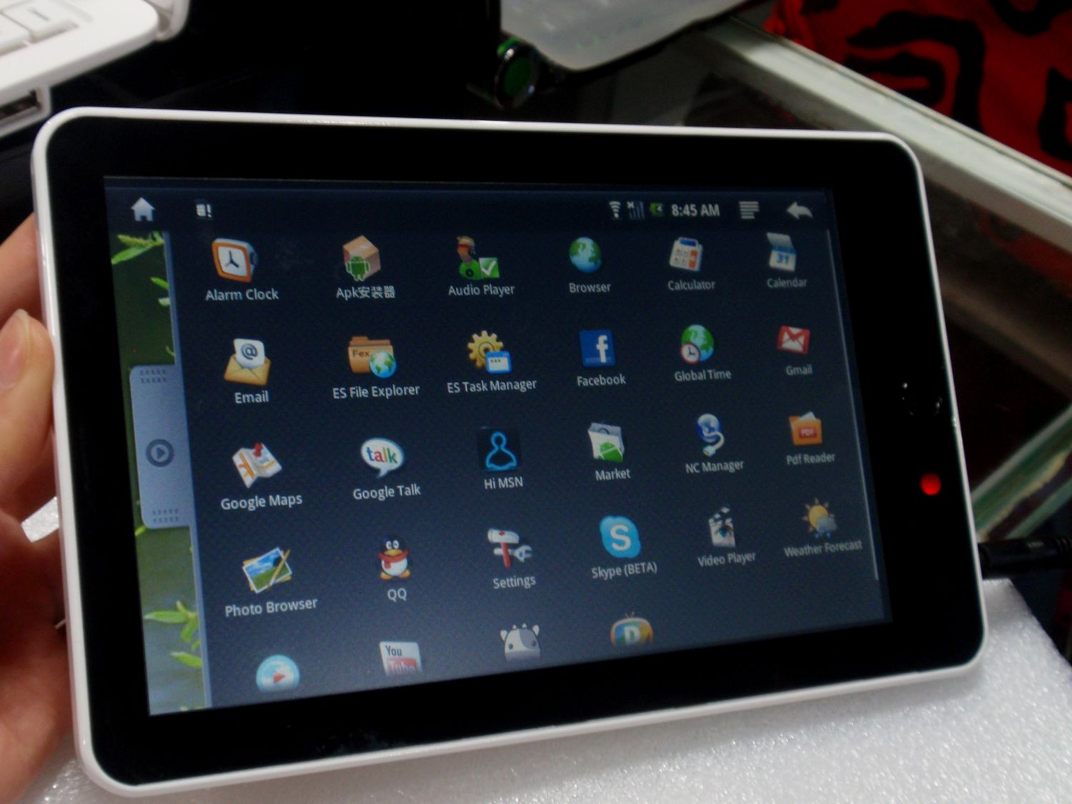 android 2 2 download tablet pc