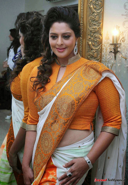 Actress Nagma