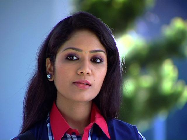 Meera malayalam tv actress