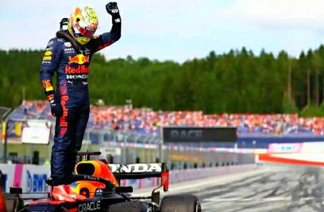 मैक्स वेरस्टैपेन ने F1 का ऑस्ट्रियाई GP जीता, लुईस हैमिल्टन ने चौथा - जैसा कि हुआ था