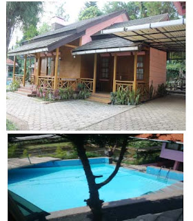 Villa Di Lembang Fasilitas Kolam Renang Untuk Keluarga