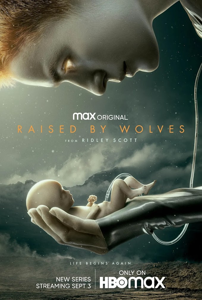 Raised by Wolves (Season 1) Web-DL 720p HEVC 10Bit [In English] [Episode 1-3 Added !] [HBO TV Series]