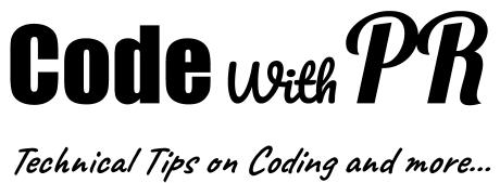 Code with PR