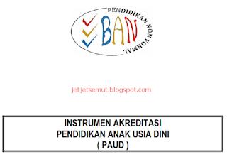 Instrumen Akreditasi PAUD/PNF