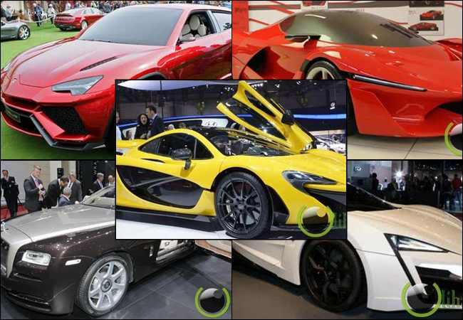 10 Mobil Super yang paling di Tunggu Kedatangannya di Indonesia