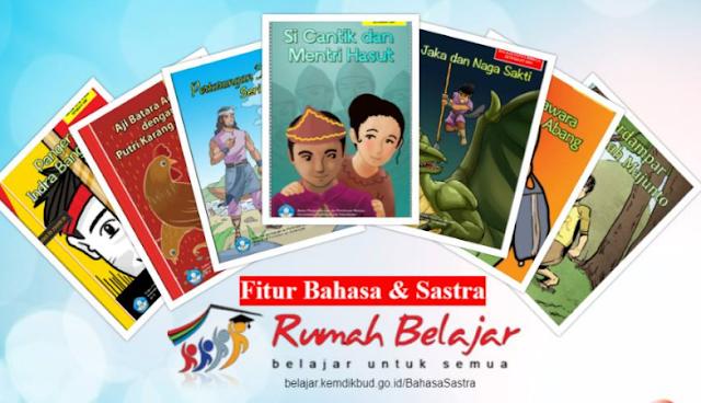 Kemdikbud Rilis Fiture Karya Bahasa Dan Sastra Buku Digital Referensi Terlengkap
