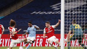 Prediksi Skor Arsenal vs Manchester City 21 Februari 2021