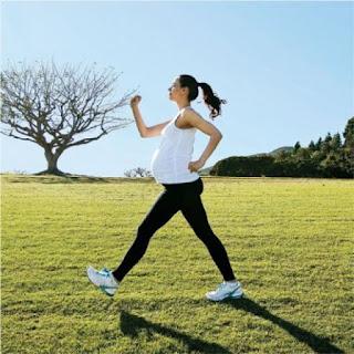 فوائد التمارين في الشهور الأخيرة.