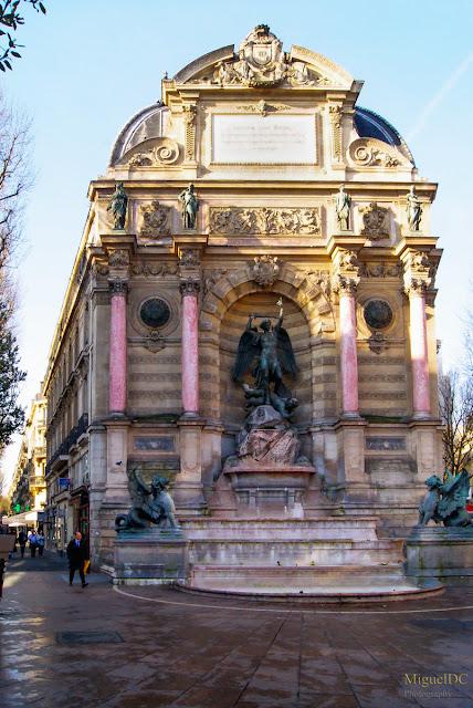 San Miguel, en el barrio Latino de Paris