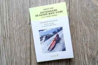 Lundi Librairie : Dictionnaire de savoir (bien) vivre - Manifeste hédoniste - François Simon