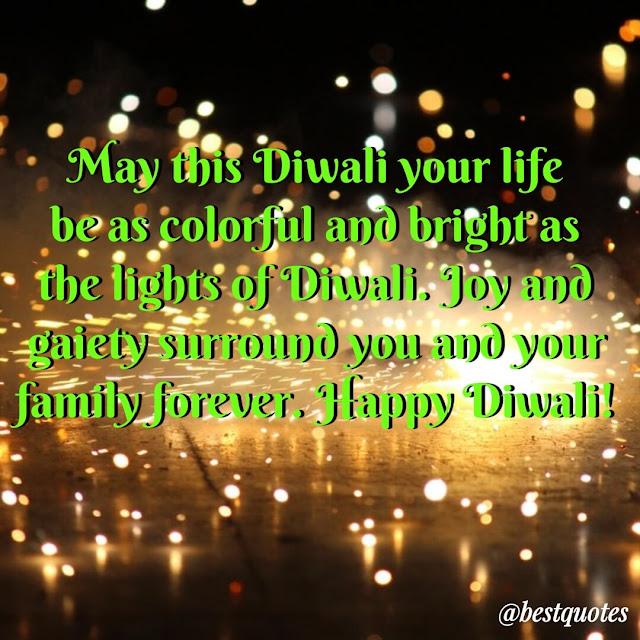 Diwali message WhatsApp