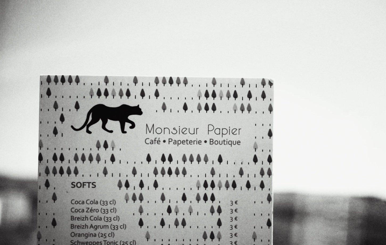 Marion Romain Monsieur Papier Au Bout Du Monde