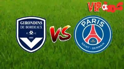 مشاهدة مباراة باريس سان جيرمان اليوم ضد بوردو بث مباشر