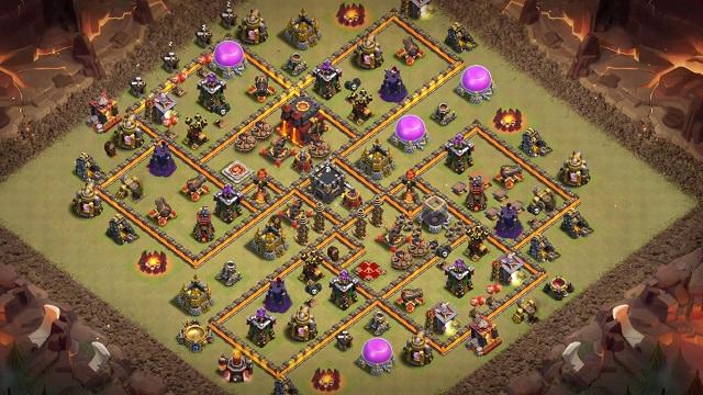 Th10 Anti 2 Star Anti Miner War Base