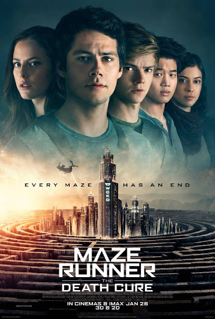Review Movie #2 : Maze Runner : The Death Cure