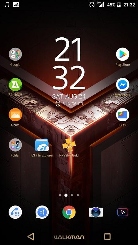Tải hình nền điện thoại của ROG Phone cực chất, siêu nét !