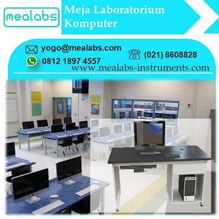 Meja Lab Komputer