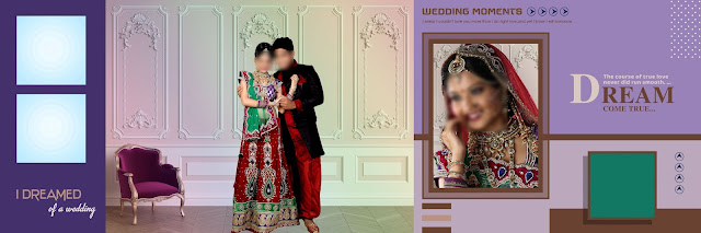 latest wedding background psd files 12x36