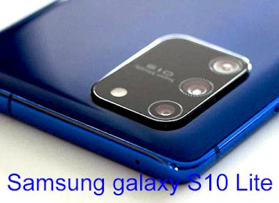 samsung galaxy 10 lite | تعرف على موصفات وسعر Samsung galaxy S10 Lite