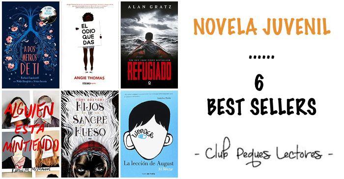 novela juvenil mejores libros adolescentes