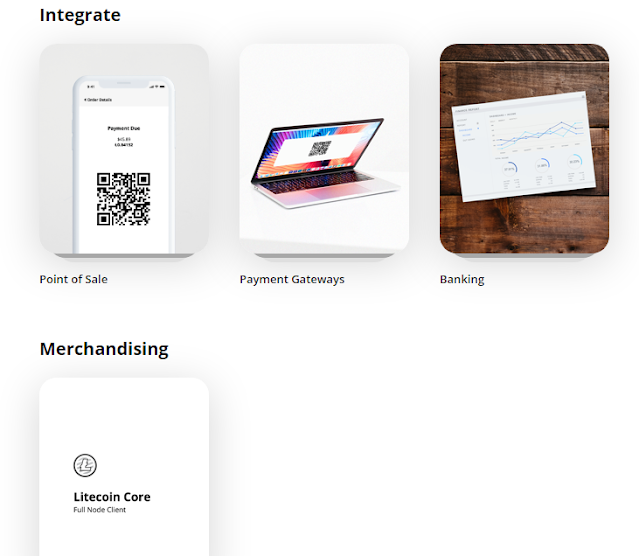 Image of Litecoin for Businesses(Services)