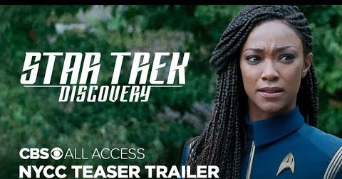 Star Trek Discovery: Season 3 Images and Teaser Trailer Revealed at NYCC 2019