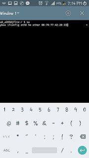 How To Change MAC Address Of your Android Device