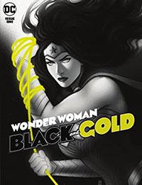 Wonder Woman Black & Gold