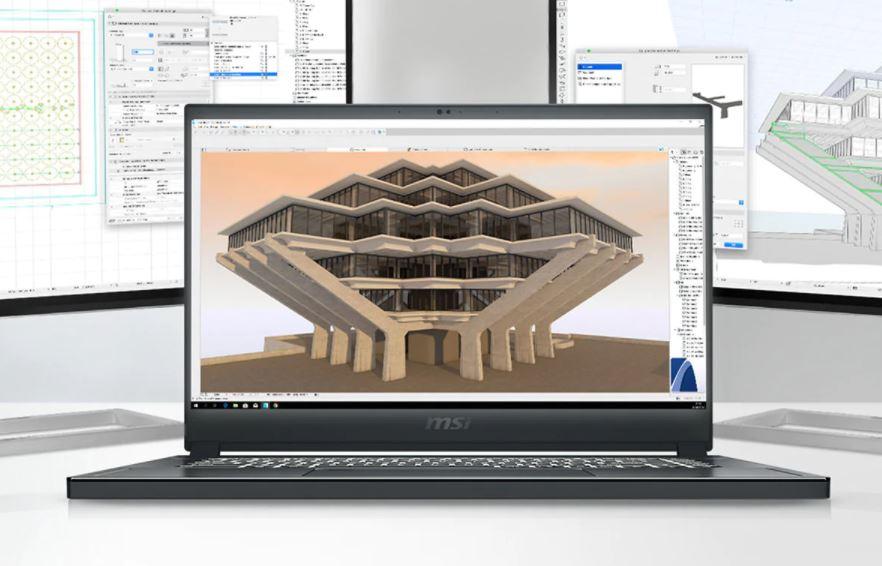 MSI WS66 10TL 269ID, Laptop Profesional Bertenaga Core i7-10875H dan Quadro RTX 4000