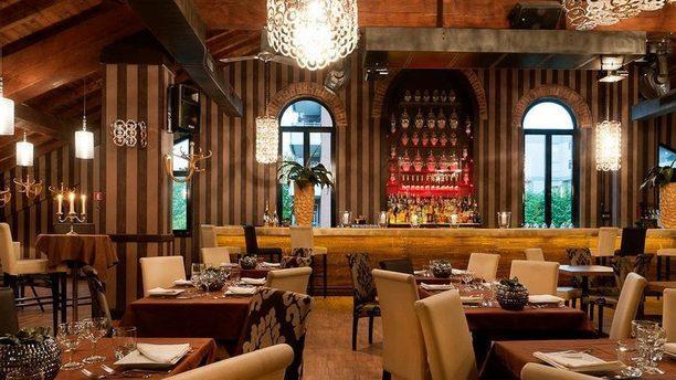 Jantar no restaurante Maison Milano
