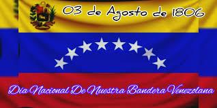 Venezuela conmemora 214 años que Miranda izó por primera vez la Bandera Nacional