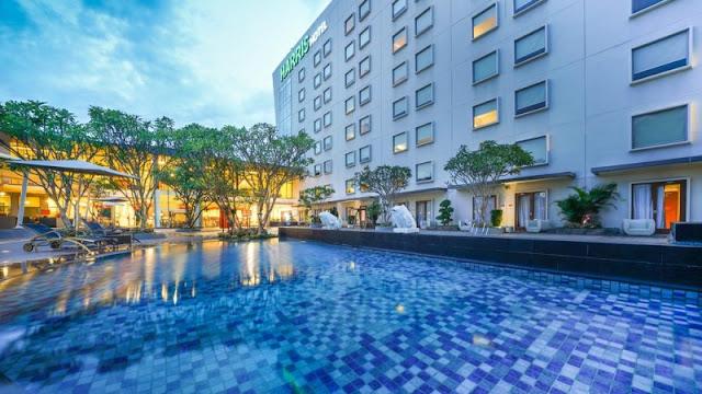 Harris Hotels pilihan Hotel di Sentul City